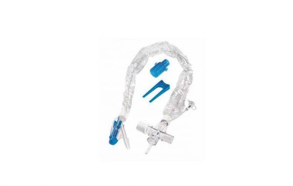 trach care sistema fechado de aspiração traqueal da marca smiths portex
