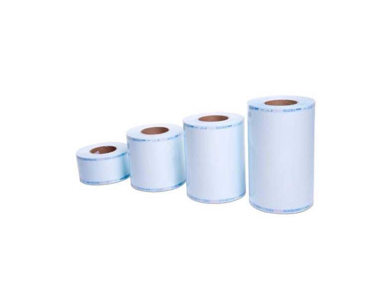 bobina de papel grau cirúrgico marca hospflex
